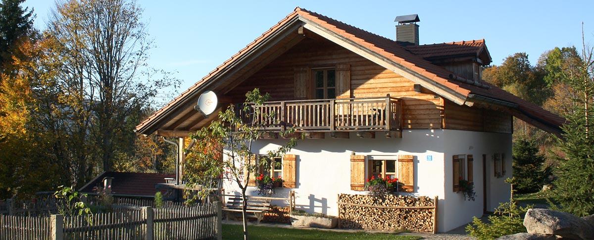 Ferienhaus Meisl in Finsterau - Bayerischer Wald